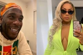 [VIDEO]: Burna Boy Gushes About Stefflon Don