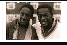 John fashanu talks about his gay brother