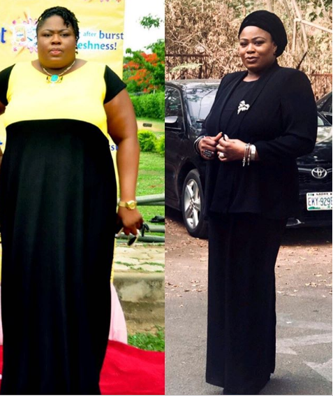 Matilda Duncan weightloss