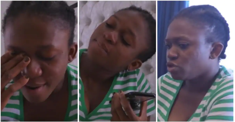 Waje breaks down in emotional video