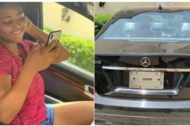 Regina danies buy second benz