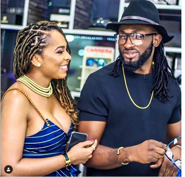 Uti Nwanchukwu reactsto rumors he is expecting a child with Tboss