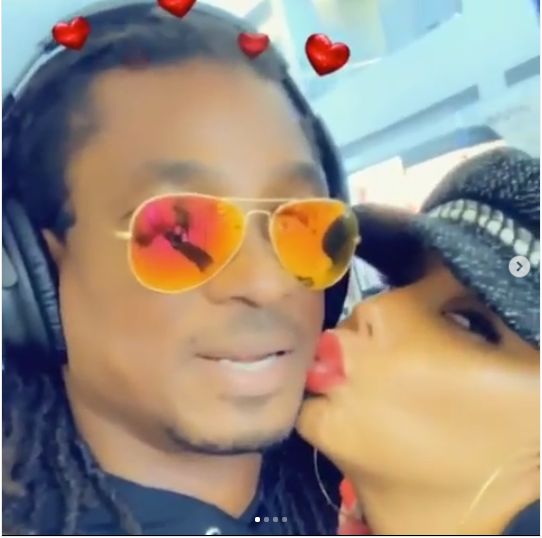 Finally Tamar Braxton Unveils Her Nigerian Boyfriend