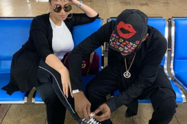 D'bank celebrates his wife as she turns a year older