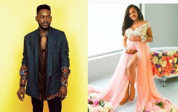 'One of the hardest secrets I have to keep' - Adekunle Gold talks Tania Omotayo's pregnancy