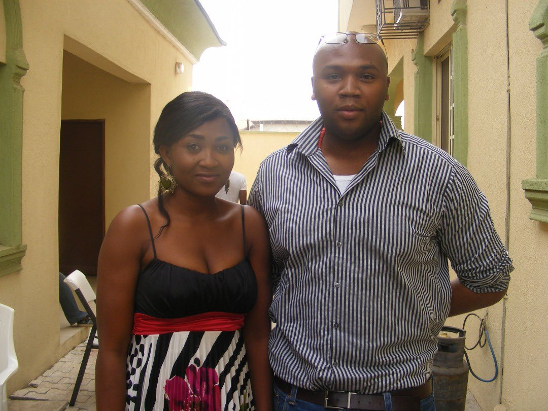 Mary and Jason Njoku