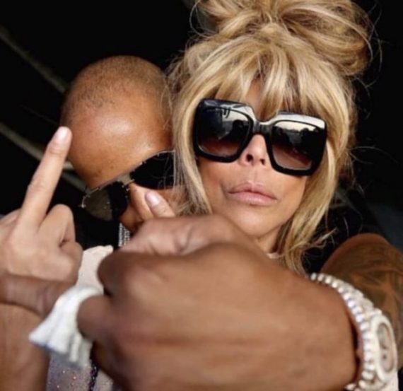 Wendy wiliams and husband