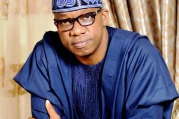 I Almost Gave Up On Contesting For Public Office: Dapo Abiodun