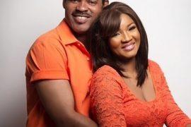 Omotola and husband celebrate 23rd wedding anniversary