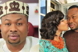 The only condition that will make me take Churchill back - Tonto Dikeh