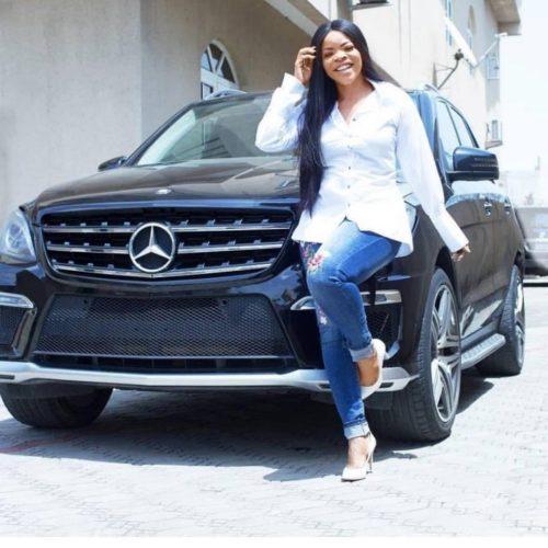 Laura Ikeji 500x500 - Laura Ikeji Reportedly Expecting Baby Number 2