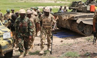 Supplementary Elections: Army Extends 'Show Of Force' To Six Lgs In Sokoto