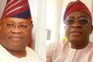 Dancing Is Better Than Looting State Treasury – Adeleke Replies Oyetola