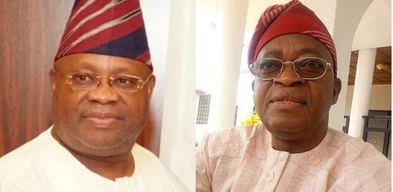 Adeleke and Oyetola