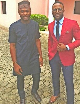 Photo of Iyanya and Ubi franklin when the going was good