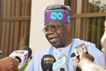 The Kind Of Leader Nigeria Needs, By Bola Tinubu