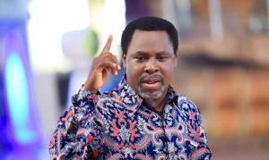 TB e1553366813640 300x179 - One Of T.B Joshua's 2020 Prophecies Come To Pass (Details)