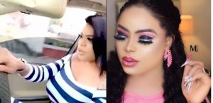 ''Even if I am offered 100 million Naira, I will never ACT on the same MOVIE set with Bobrisky'' - Nollywood Actor Shares
