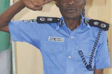 "Kano ""super"" CP, Mohammed Wakili retires"