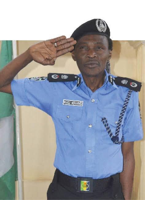 """cp wakili - Kano """"super"""" CP, Mohammed Wakili retires"""