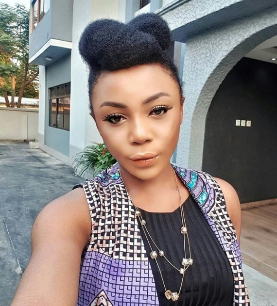 How Mercy Aigbe Helped Me Make N1m In 24 Hours - BBNaija's Ifu Ennada