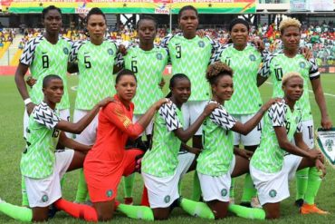 Just In: Super Falcons Beaten After A Controversial Penalty Kick