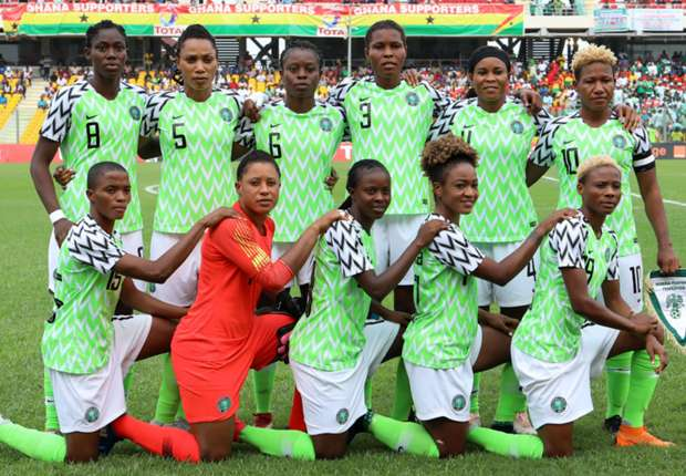 Nigeria Climbs To 38th Position In FIFA Ranking