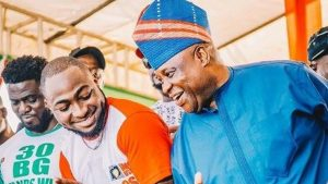 DAVIDO is as USELESS as his Uncle the exam malpractice fraudster - Davido Reacts