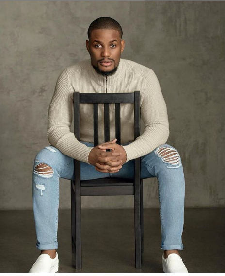 Alex Ekubo releases new photos as he turns 33