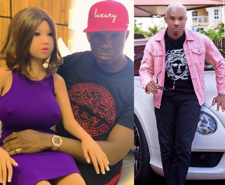 'Clarence Peters recently had a threesome with 2 vixens' - Pretty Mike calls top music directors out