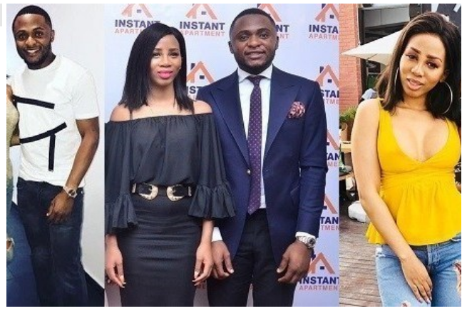 Triple MG boss Ubi Franklin welcomes third child with third baby mama