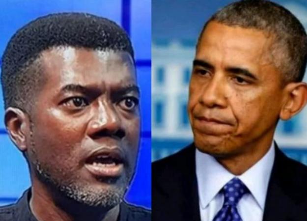 'I do not have an iota of respect for Barack Obama' - Reno Omokri