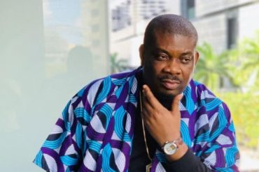 Don Jazzy's Advice To A Troll Who Questioned His Voice Is A Must Read