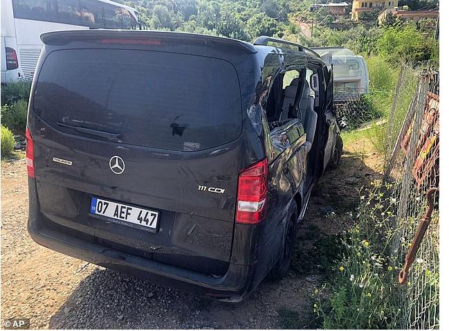 [Photos]: Czech football star, Josef Sural dies in freak car accident