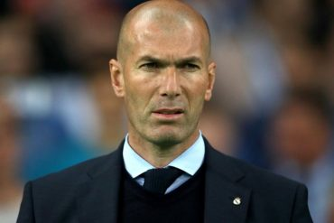 Zidane Confirms Bale's Real Madrid Exit