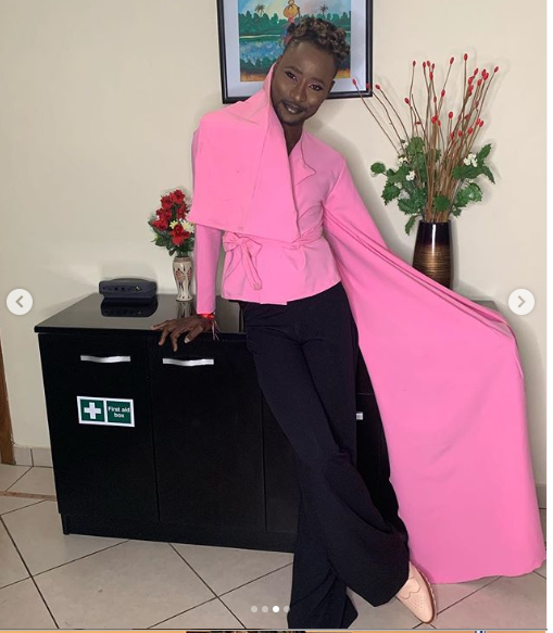 [Photos]: Checkout Bisi Alimi's look to Arise Fashion week