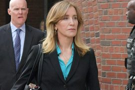 Felicity Huffman pleads guilty