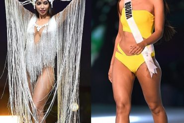 Oops! Miss Bolivia stripped off her crown simply because she did this
