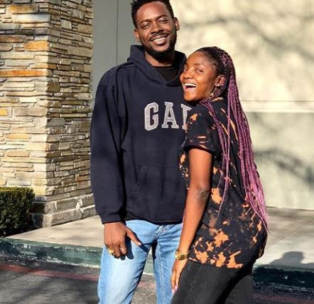 Awwwww! Adekunle Gold pens sweet birthday message for Simi as she turns a year older
