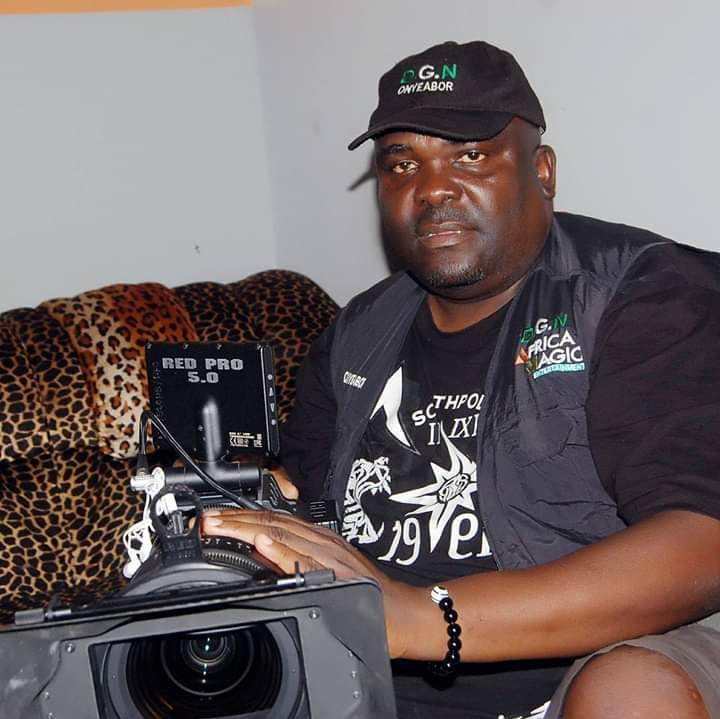 Nollywood filmmaker Ifeanyi Onyeabor is dead