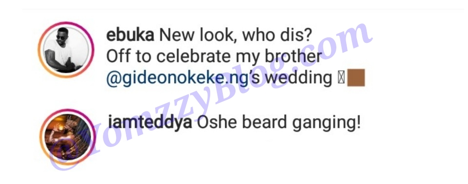 BBNaija Host Ebuka Joins Beard Gang [Picture]