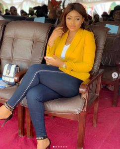 """Having a soft heart in a cruel world is courage, not a weakness"" – Regina Daniels Says As She Shares New Photo"