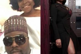 [Photo]: See what Omawumi's husband got her for her birthday