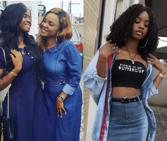 'I am too young to have a boyfriend at 18' - Iyabo Ojo's daughter Priscilla says