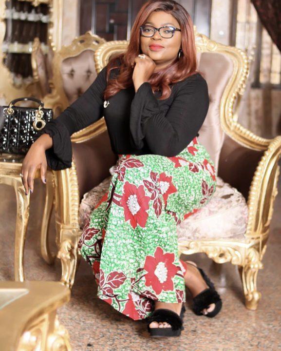Actress Funke Akindele stuns in beautiful new photos
