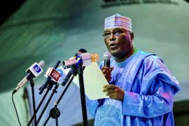 Atiku Reacts To Fresh Posters In Abuja That Want To Send Him To Jail