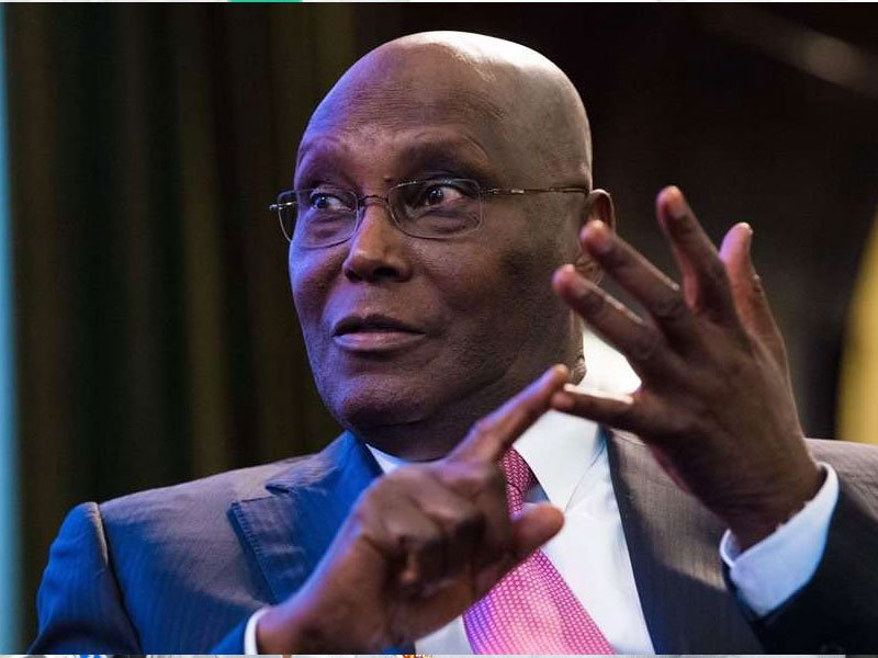 Atiku Abubakar1 - 'I do not plan to protest against INEC' – Atiku