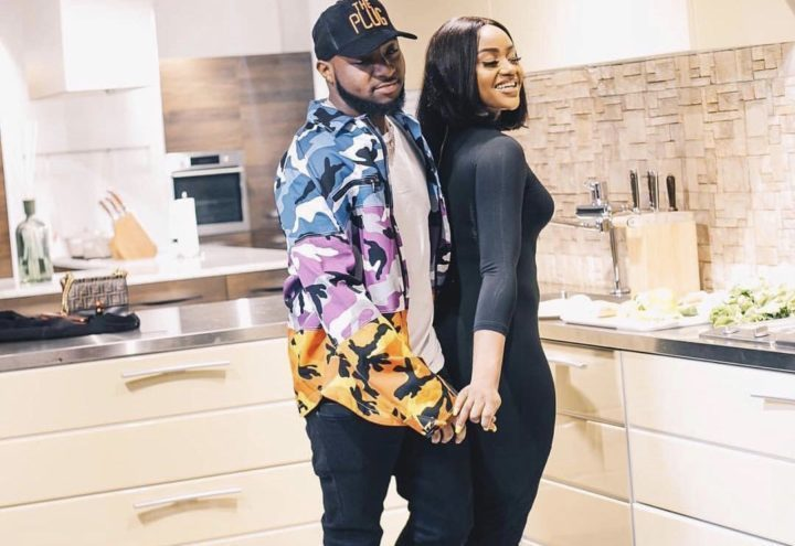 'I can not imagine spending my life with anyone else' - Davido pens beautiful birthday message to Chioma