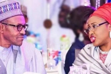 Aisha Laments Over Lack Of 'Bedroom Time' With Buhari