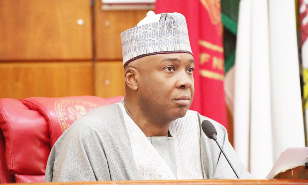 Saraki Talks On PoliceReformBill As He Reacts To Death Of Kolade Johnson